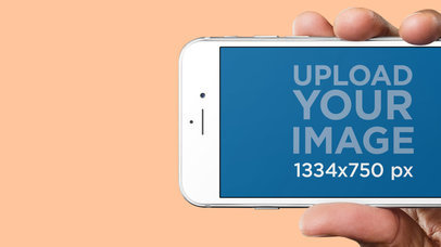 iPhone 6s On Perspective Horizontal iOS Screenshot Maker 1340