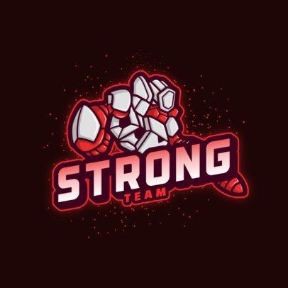 Logo Creator Featuring a Heavy Machine 2367f-el1