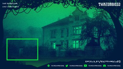 Twitch Overlay Maker Featuring Horror Game Settings 2795