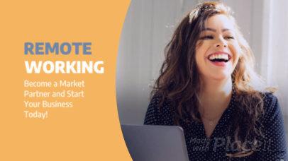 Slideshow Video Maker for a Multi Level Marketing Course 805e-2299-el1