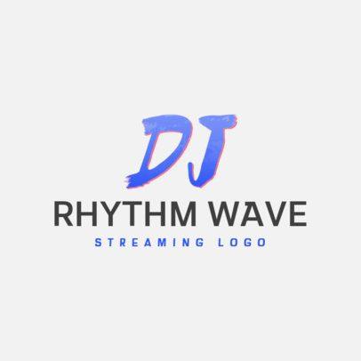 Logo Generator for an EDM DJ 3694r