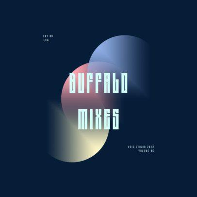 Logo Creator for a DJ's Music Mix 3700e