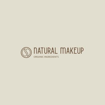 Multi-level Marketing Enterprise Logo Maker for Natural Makeup Products 3816f