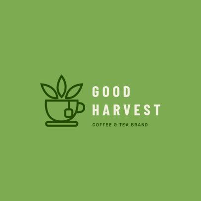 Logo Creator for a Multi-level Marketing Coffee and Tea Brand 3851f