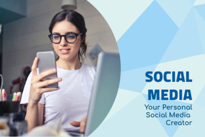 Fiverr Gig Image Template for Social Media Professionals 3238e