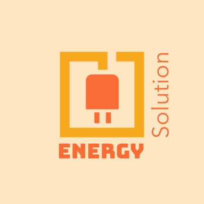 Online Logo Creator for an Energy Solutions Company 3912e