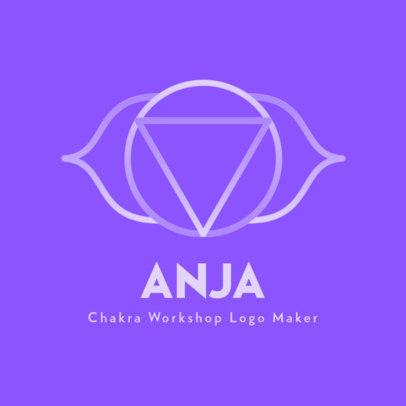 Colorful Logo Maker for a Chakra Workshop 3952f