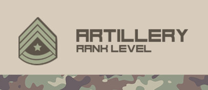 Patreon Tier Design Creator Featuring a Military Rank Graphic 3390a-el1