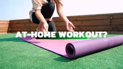 Slideshow Video Maker for Yoga Product Sales 2418a 2882-el1