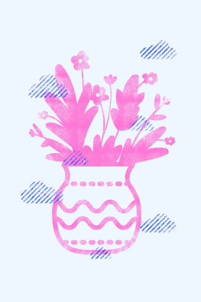 Art Print Maker Featuring Risograph-Styled Illustrations 3458