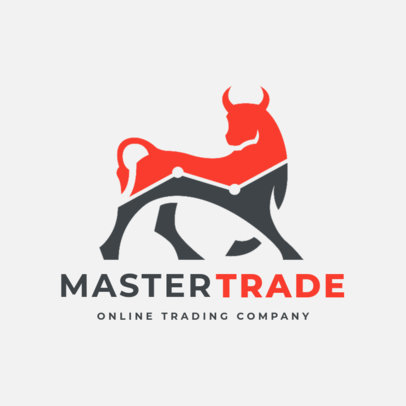Professional Logo Maker for Trading Consultants  4112