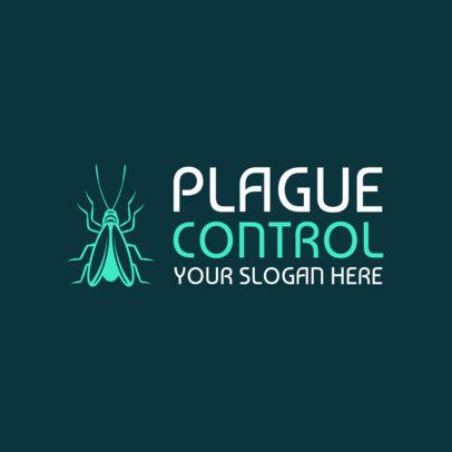 Logo Template for Plague Control Businesses 1254e 4139