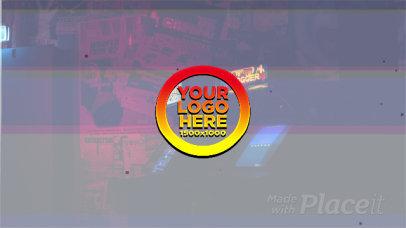 Intro Video Creator with Retro-Style Pixel-Art Text 2766-el1