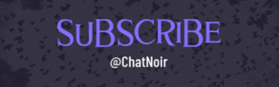 Twitch Panel Generator Featuring Horror Crow Graphics 3490b