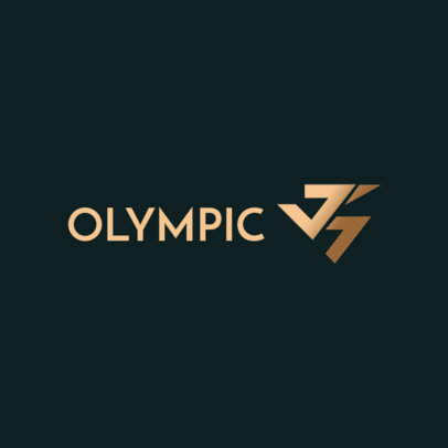 Abstract Logo Generator for a Dropshipping Brand Featuring a Fitness Theme 4251d