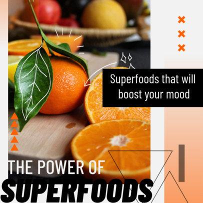 Instagram Post Design Generator for Health and Fitness Content Creators 3633d