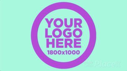 Logo Animation - Bubbly Logo Absorbed 15