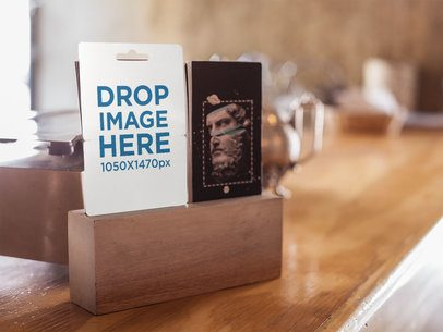 Gift Card Template at the Counter a14758